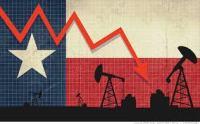 Texas oil bust